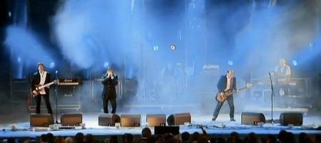 Тот самый «Автограф», в том самом составе. Выступление на концерте «Легенды русского рока» от 1 сентября 2012 в Зелёном театре столичного ЦПКиО им. Горького.