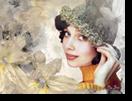 Сайт посвящён актрисе Елене Метёлкиной