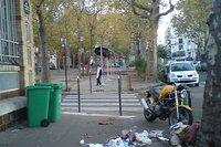 Париж — грязный, шумный и криминальный город