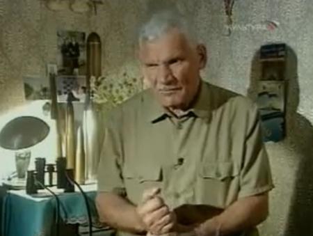 Рассказ ветерана Великой Отечественной Войны о рукопашной схватке.