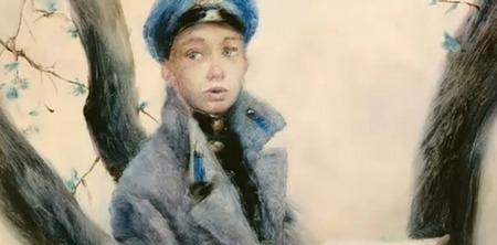 «Моя любовь», по роману Ивана Шмелёва, фильм Александра Петрова.