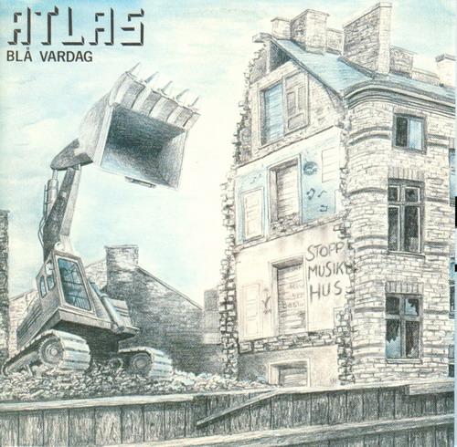 Atlas, альбом Blå Vardag.