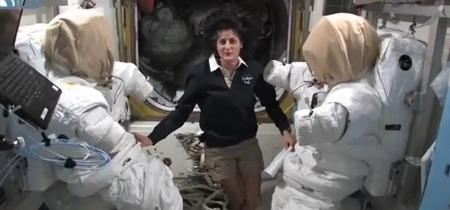 Одна из лучших экскурсий по МКС в исполнении Суниты Уильямс