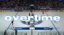 Россия - Канада, ЧМ-2008, Квебек