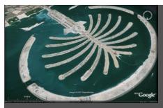 Земля из космоса. Координаты некоторых интересных  мест земной поверхности для просмотра в Google Earth.