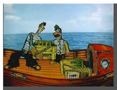 Приключения капитана Врунгеля | Музыка: Георгий Фиртич, слова: Ефим Чеповецкий.