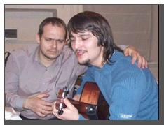 Создатели рок-оперы 'Илья Муромец'