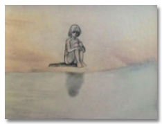 Девочка и дельфин | Музыка: Эдуард Артемьев.